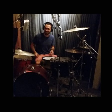 Cody Haché: drums