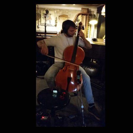 Jesse Wiseman: cello