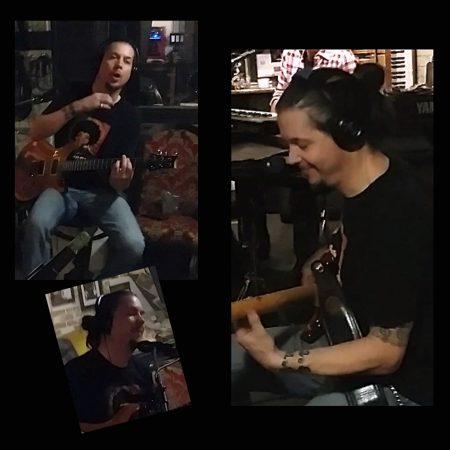 Kevin Reid: vocals/guitar