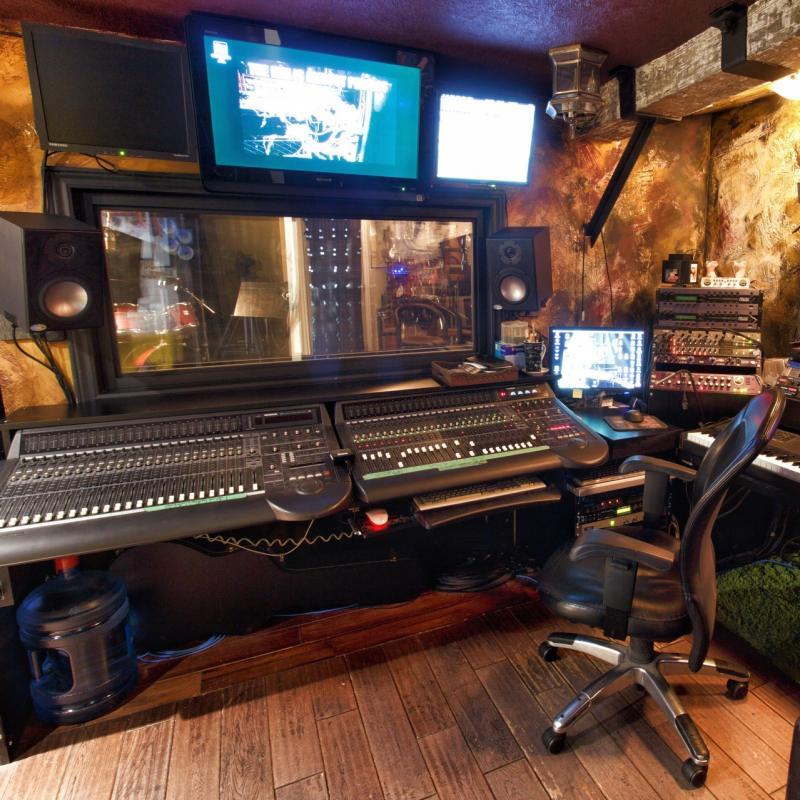 Toronto Recording Studio